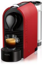 Krups Nespresso U (Vermelho Mate)