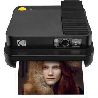 Câmara Instantânea Kodak Smile Classic - Preto