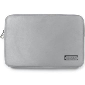 Sleeve Port Ultra-Soft Milano para Macbook até 13'' - Prateado