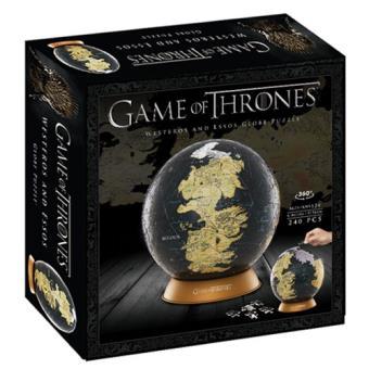 Puzzle Game of Thrones 3D Globe - 240 Peças