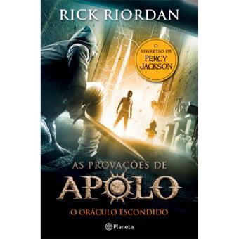 As Provações de Apolo - Livro 1: O Oráculo Escondido