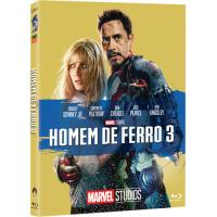 Homem de Ferro 3 - Capa de Colecionador - Blu-ray