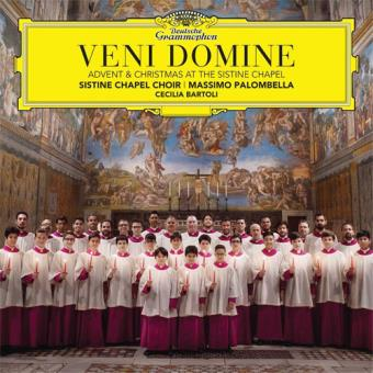 Veni Domine: Advent & Christmas At The Sistine Chapel - CD