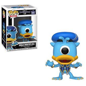 Funko Pop! Disney Kingdom Hearts 3: Donald Monsters Inc - 410