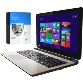 Pack Fnac Toshiba Satellite L50-B-1UC + McAfee Internet Security 2015 (3 Computadores   1 Ano)