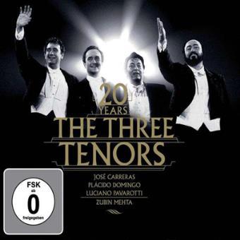 20 Years 3 Tenors-