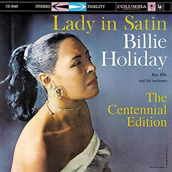 Lady in Satin - CD
