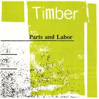 Parts And Labor - CD