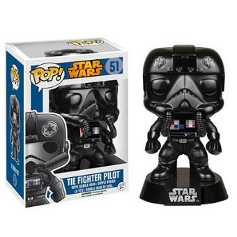 Funko Pop! Figura Vinyl Star Wars - Tie-Fighter Pilot (Bobble Head) - 51