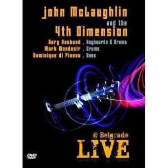 Live In Belgrade 2008 (DVD)