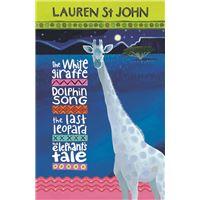 The White Giraffe Series: 4-book EBook Collection
