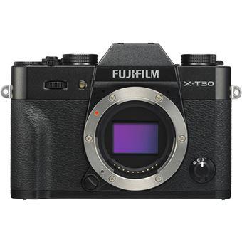 Fujifilm X-T30 - Corpo - Preto