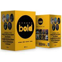 Pack Cinema Bold - Coleção 10 Filmes - 10 DVD