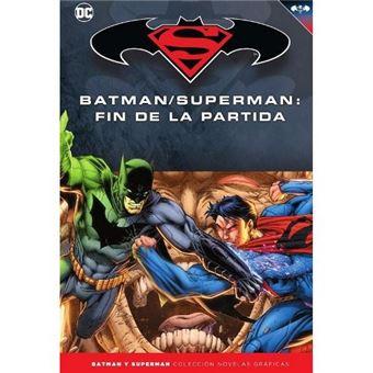 Batman superman-fin de la partida-d