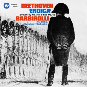 Beethoven: Symphony No. 3 in E flat major, Op. 55 'Eroica' - CD