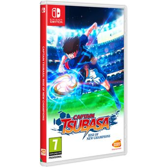 Captain Tsubasa: Rise of New Champions Oliver y Benji - Nintendo Switch