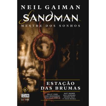 Sandman: Mestre dos Sonhos - Livro 4: Estação de Brumas