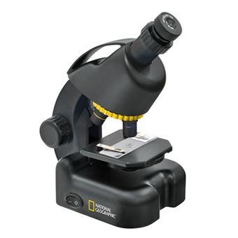 Microscópio com Adaptador Smartphone - National Geographic