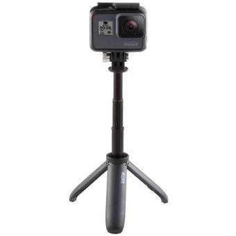 Mini-Tripé Extensivel GoPro Shorty - Preto