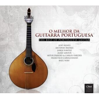 O Melhor Da Guitarra Portuguesa