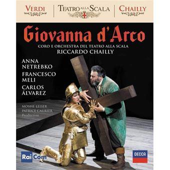 Verdi: Giovanna d'Arco - Blu-ray