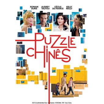 Puzzle Chinês