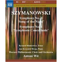 Symphonies No.3 & 43