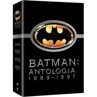Caixa Batman: Antologia 1989-1997