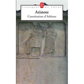La Constitution d'Athènes