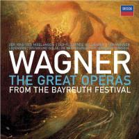 Wagner: The Great Operas from the Bayreuth Festival (33CD)