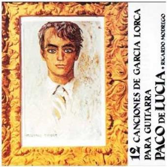 12 Canciones De Garcia Lorca (rmt)