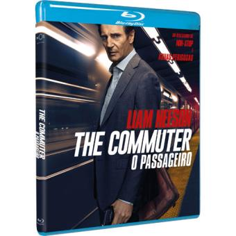 The Commuter O Passageiro Blu Ray