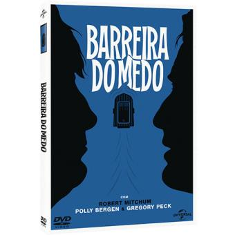 A Barreira do Medo – Classic Cinema Universal (DVD)