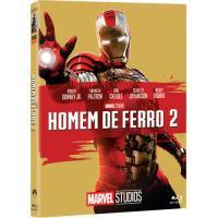 Homem de Ferro 2 - Capa de Colecionador - Blu-ray