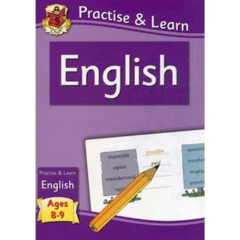 Practise & learn: english (ages 8-9