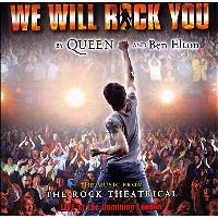 We Will Rock You, The Muical