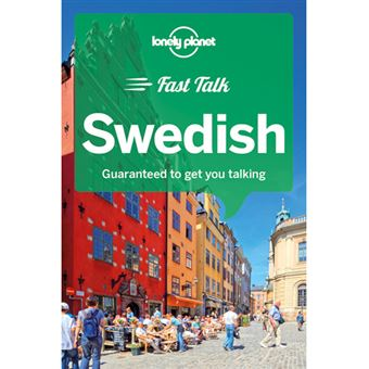 Lonely Planet Fast Talk Phrasebook - Swedish