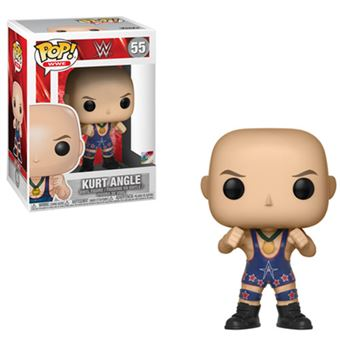 Funko Pop! WWE: Kurt Angle (Ring Gear) - 55