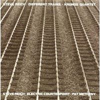 Different Trains / Electric Counter - LP