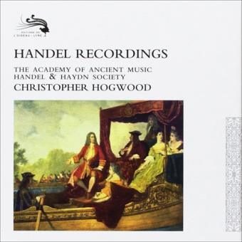 Georg Friedrich Händel: Christopher Hogwood - Händel Recordings (22CD)