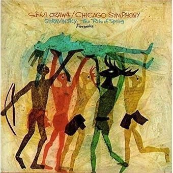 Stravinsky: Rite of Spring - CD