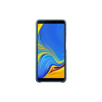 Capa Samsung Gradiente para Galaxy A7 - Azul