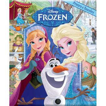 Frozen - Procura e Descobre