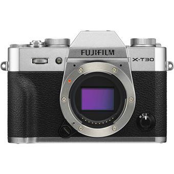 Fujifilm X-T30 - Corpo - Prateado