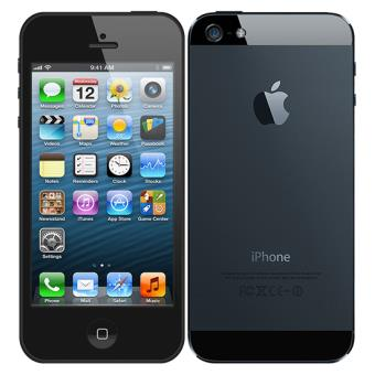 Apple iPhone 5 - 16GB (Preto)