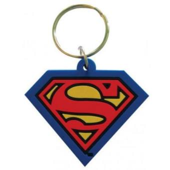Superman - Porta-Chaves Logo