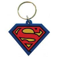 Superman - Porta-Chaves Logo