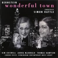 Bernstein: Wonderful Town - CD
