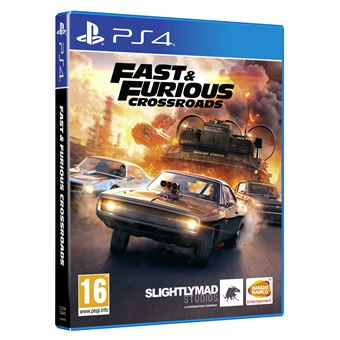 Fast & Furious: Crossroads - PS4