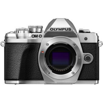 Olympus OM-D E-M10 Mark III - Corpo - Prateado